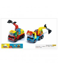 CAMION PM CARTOON 10008