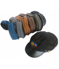 CASQUETTE STYLE PILOTE KANAKY 6 COUL