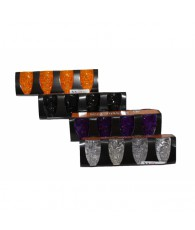 SHOOTER HALOWEEN PLAST X4PCS