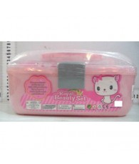 BEAUTY SET PLASTIC CASE 7267/9404-1