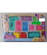 FAMILY PLAYSET 7267/7077-22