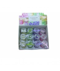 PRES 12 MINI POT BOUGIE PHARMA 4 PARFUM