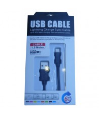 CABLE 1.5M IPHONE5/6 IPAD NEW