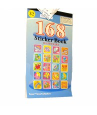 ALBUM STICKERS ASSORTIS C48