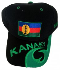 CASQUETTE KANAKY LUXE 3 COL C240