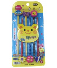 CRAYON GOMME HAPPY DAY
