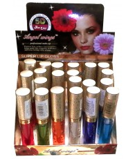 BOITE 24 LIP GLOSS ANGEL WING C 60 TRANSP