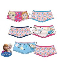 LOT DE 2 SHORTY REINE DES NEIGES DPH3083