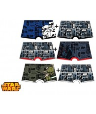 LOT 2 BOXERS STAR WARS DPH3090