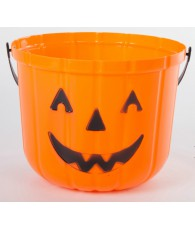 SEAU HALOWEEN SIMPLE 16X14CM