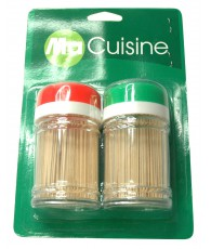 SET CURE DENT 2X150PCS MA CUISINE