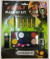 MAQUILLAGE HALLOWEEN VERNIS