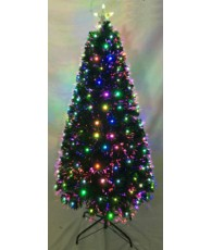 SAPIN 120CM DECO LED 126LIGHTS