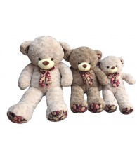 PELUCHE OURS LOVE 110CM