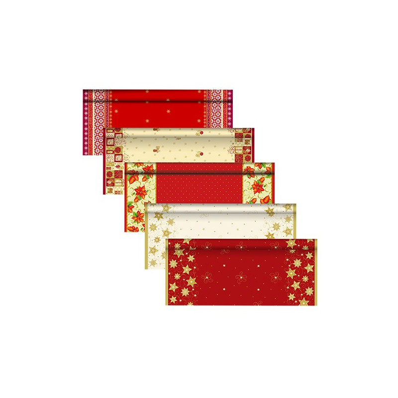 rouleau nappe papier noel 7mx1 2m grossiste. Black Bedroom Furniture Sets. Home Design Ideas