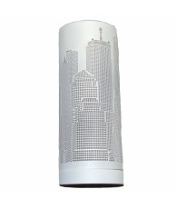 LAMPE CHEVET CYLINDRIQUE NEW YORK
