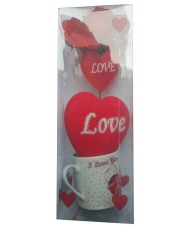 COEUR MINI TASSE I LOVE YOU