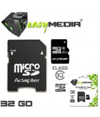 MICRO SD EASY MEDIA 32GIGA EM-009