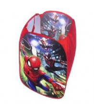 SAC RANGEMENT POP UP SPIDERMAN