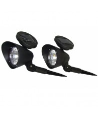 LAMPE SOLAIRE X2 PIC JARDIN