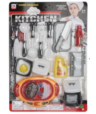 SET KITCHEN PLAT 30X42X4.5CM