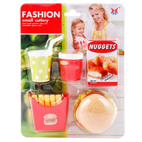 SET STYLE HAPPY MEAL