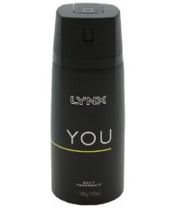 DEODORANT LYNK DEO YOU 100GM