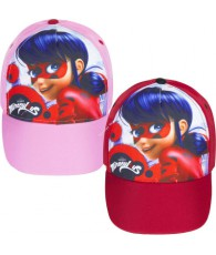 CASQUETTE SUBLIMEE LADY BUG