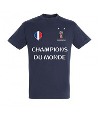 TEE SHIRT ADULTE CHAMPION DU MONDE