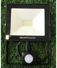 Projecteur LUXRAM LED 20W Sensor IP65 4000K