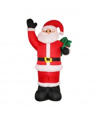 PERE NOEL GONFLABE 4M  C8