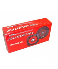 RADIO STAR SPEAKER 240WATT C8