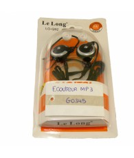 ECOUTEUR MP3 LE LONG LO-Q92