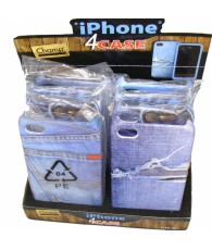 PROTECTION IPHONE 4G JEAN x 8